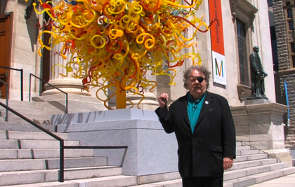 Chihuly presents The Sun